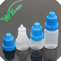 competive 2ml plastic eye dropper bottle
