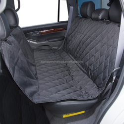 Waterproof Pet Car Seat Cover with Seat Anchors