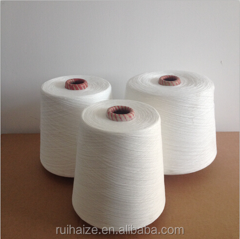 Polyester cotton blended ring spun yarn TC 65/35