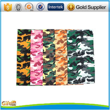 Wholesale multifunctional tube new model scarf, microfiber polyester custom bandana, dog bandana