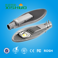 2015 Top Quality New Design led street light lens 150 watt led street light 50W ip65 led street light CE/RoHS/FCC Approval