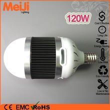 NEW ALUMINUM CPI 80 120w led e40 bulb/e40 led bulb outdoor use high quality AC100-265V
