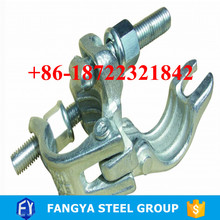 In Stock ! forged single clamp scaffolding adjustable tube clamps
