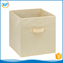 simple style cheap fabric storage collapsible box