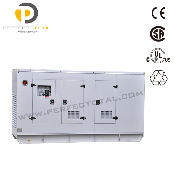 175kw/220kva durable soundproof genset