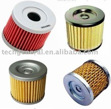 15412-KN6-0096 Oil Filter replacement for SUZUKI ,16510-05240-000 for scooter DR125/VS125/GS125