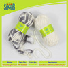shanghai blended wool manufacturer smb hot selling oeko tex quality 50% acrylic wool blended yarn for knitting