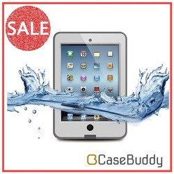 Extreme duty double defend stand hybrid waterproof case for iPad Mini 2/3 From Casebuddy
