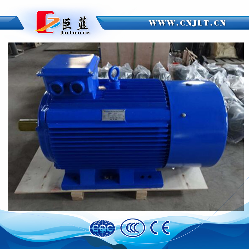 90kw squirrel cage fan cooling motor Y2-280M-2-125HP induction motor