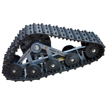 china factory hot sale rubber track conversion systems