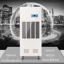 Adjustable Humidistat Commercial Industrial Dehumidifier