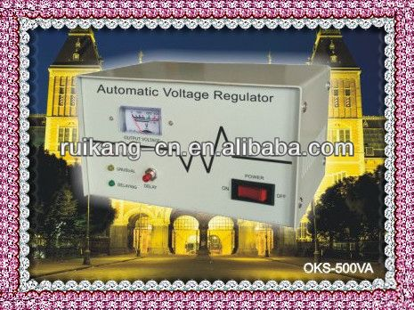Automatic Voltage Regulator,Automatic Voltage Stabilizer,power stabilizator,80% Power(OKS)