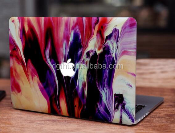 decorative vinyl skin sticker Custom full body laptop for macbook pro decals
