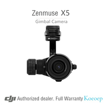 Original DJI ZENMUSE X5 Gimbal Camera for DJI Inspire 1 and DJI OSMO
