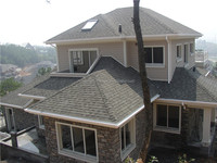 Wholesale Products Laminated Asphalt Sheet Roofing for Villas