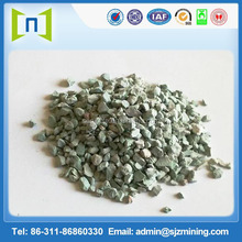 Natural zeolite water filter media for water treatment