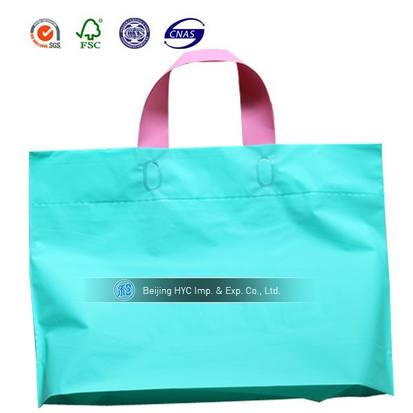 china zhejiang factorycheap custom shopping /recycled/biodegradable plastic bag wholesale