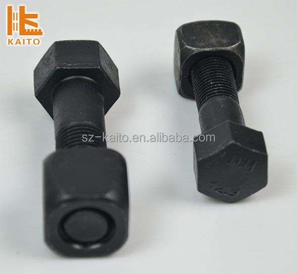 paver track pad grade 12.9 high-strength screw