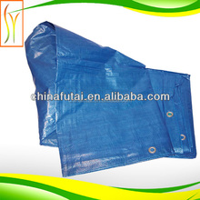 hdpe waterproof woven fabric folding tent tarpaulin for grass cover