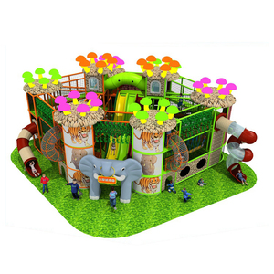wholesale parent-child entertainment park indoor playground equipment for sale