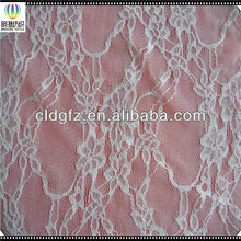 MG3003 Newest Design Nylon Lace for Wedding Dress