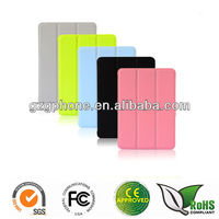 Leather Smart Cover For Ipad Mini