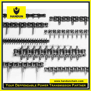 Roller Chain With Special Extended Pin