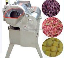 Whole sale vegetable and fruit cube cutting machine