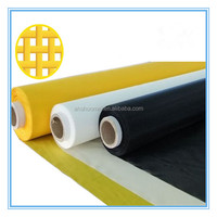 Monofilament Polyester Screen Printing Mesh Fabric/Bolting Cloth/Micro Silk Screen Printing Mesh