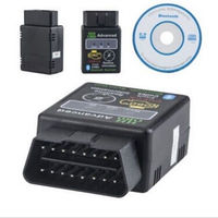 Mini Bluetooth ELM327 V2.1 OBD HH OBD2 Best Automotive Diagnostic Scanner For Android Symbian