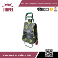 online shopping pakistan best quality 600D oxford cloth with two eva wheels cheap shopping carts