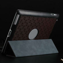 new arrival pu leather notebook cover for ipad