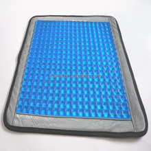 design for automobile and motorcycle non toxic gel seat cushion