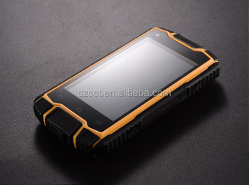 4.0 Inch Dual Core Android 4.4 Dual SIM s8 Waterproof Rugged Phone