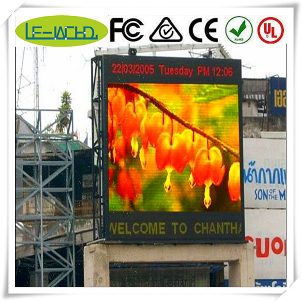 make your own led display smd p5 p6 full color led sign 3in1 indoor led screen