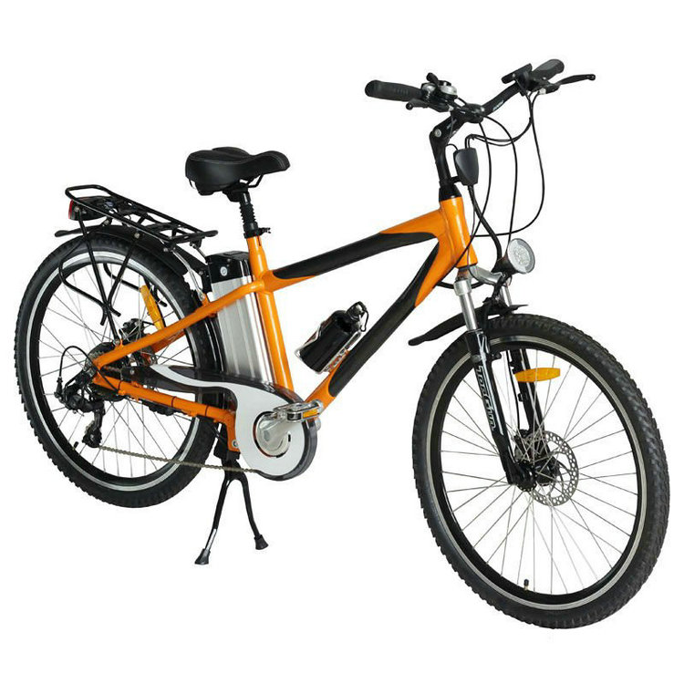 "Modern design high quality 26"" 36v mountain electric trail bike"