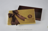 Beautiful and sweet candy package box /chocolate candy packaging wholesale supplier