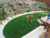 Garage renovations artificial turf balconies artificial grass synthetic turf