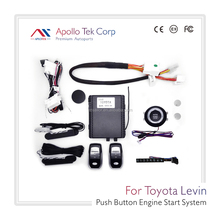 For Toyota Levin 2014 Keyless entry engine start stop system