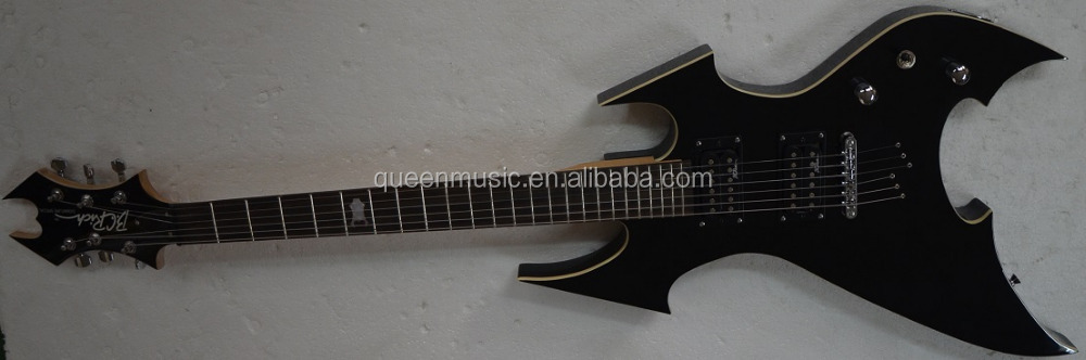factory directly supply b.c.rich guitar custom color can choose bolt-on neck