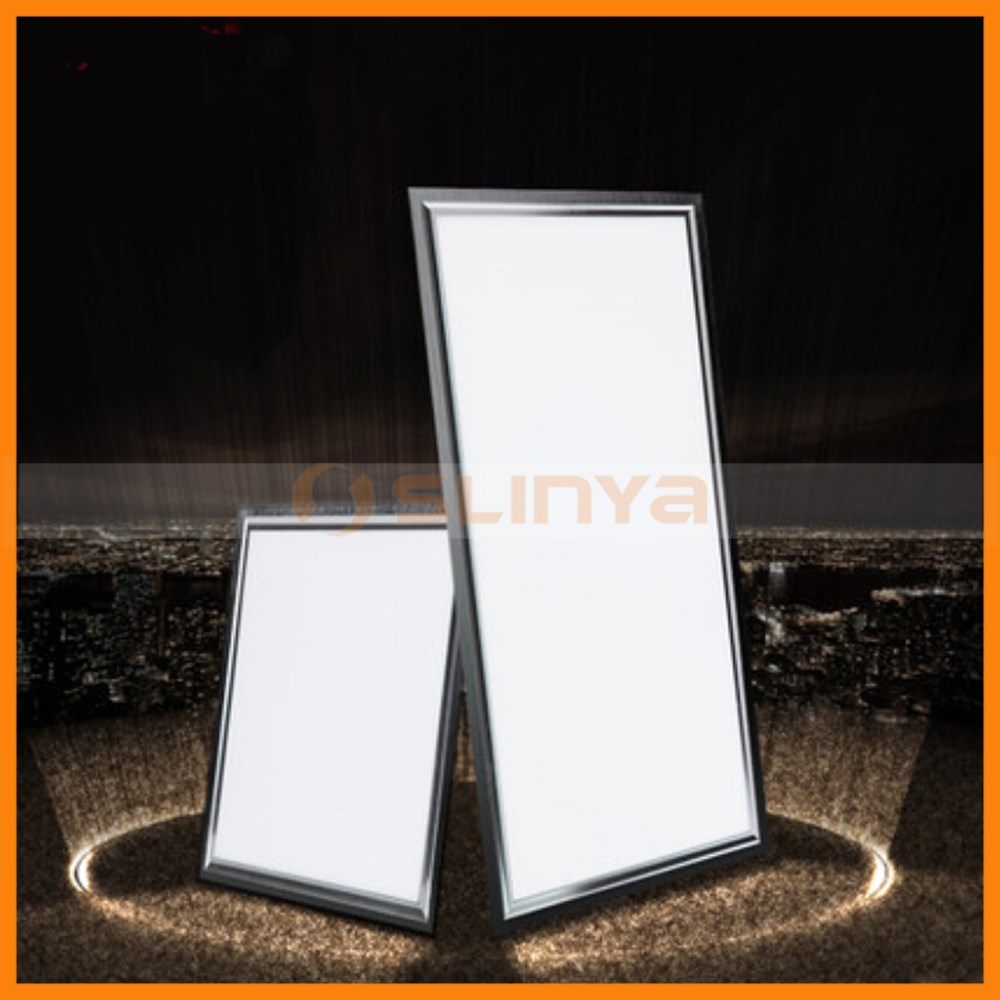 Dimmable 6W 12W 18W Square Glass Ceiling Lamp Led Panels Recessed Down Lights Warm Cool White Smd5630 Led Spot Panel Light Led