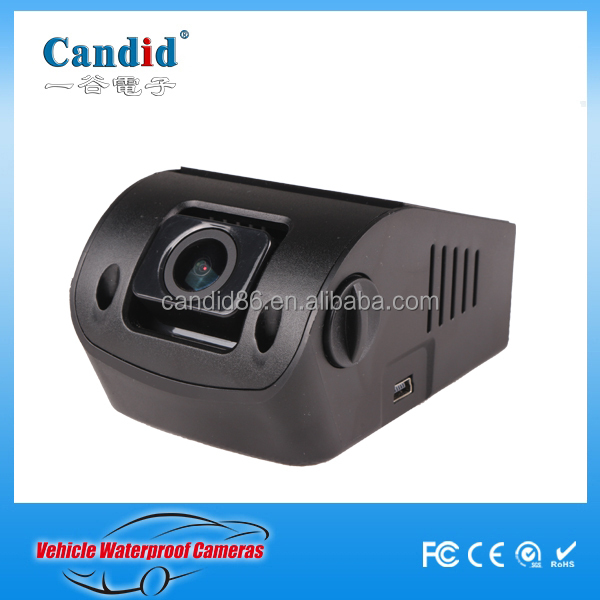1080P super night vision waterproof hidden type of DVR