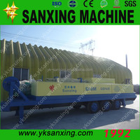 Superior China Sanxing Prefabricated Steel Building Machine/Arch Roof Roll Forming Machine