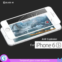 Transparent Glass Film Screen Protector For iPhone6s and iPhone 6s Plus