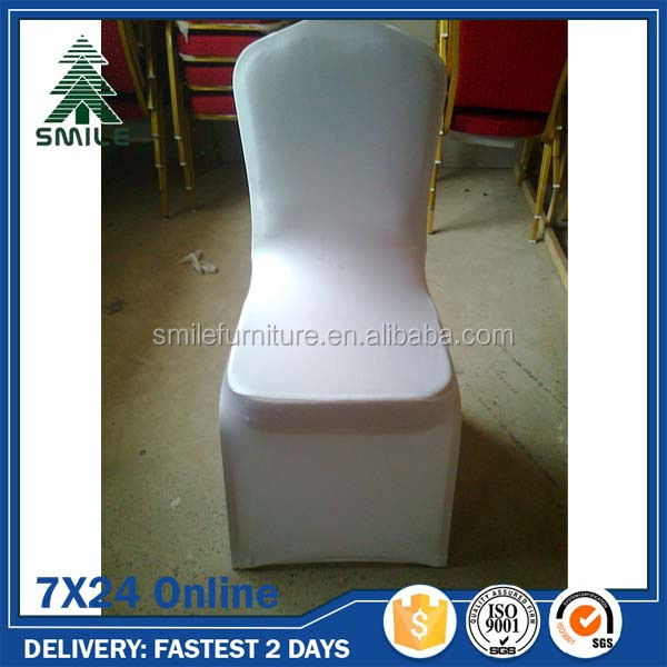 Hot sale wedding chair covers cheap spandex chair cover for sale