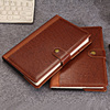 Wholesale PU Leather Dairy Vintage Notebook