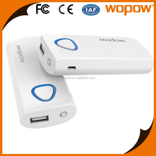 WOPOW PD502 new product silm best design perfume PowerBanks 5000mah for mobile phone small power bank