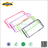 Clear Hard PC & TPU Back Cover Case For iPhone 6 6s