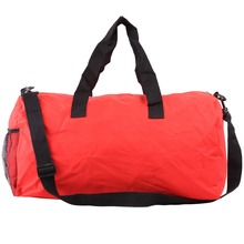 Lightweight sturdy polyester gymnastics duffel bag for promotion