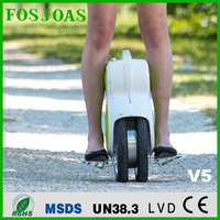 Cheap factory Newest Item Q5 Electric Unicycle Two Wheel Electric Scooter 2200mah 2900mah With Good Price Fosjoas brand